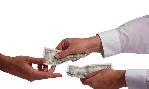 Получение денег на дом