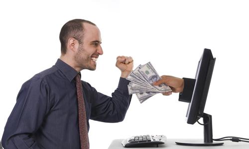 Электронные деньги в долг срочно