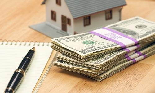 Получение денег под залог недвижимости