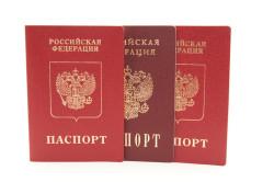 Паспорт, необходимый для оформления онлайн займа
