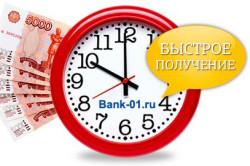 Быстрое получение займа в микрокредитных организациях