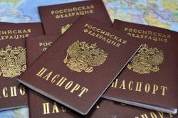 Достаточность предъявления паспорта для получения займа